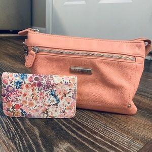 Rossetti crossbody purse